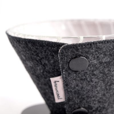 Brewcoat for Hario V60 Glass